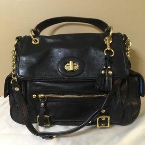 🍁SALE🍁 🎉HP🎉COACH SYDNEY satchel ORIG $798